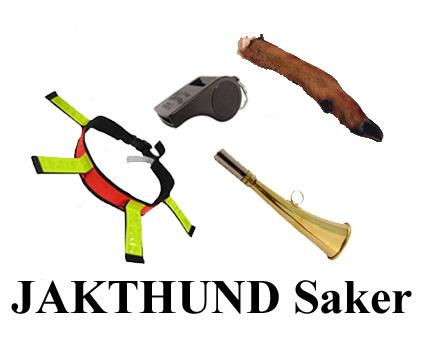 JAKTHUND Saker