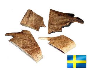 Horntugg/tugghorn, skovel