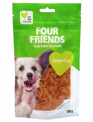FF Dog Chicken Cubes