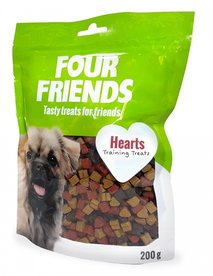 FF Dog Heart Treats