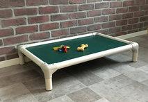 Kuranda säng PVC-Vit  / Small