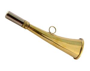 Jakthorn (M-16) i mässing