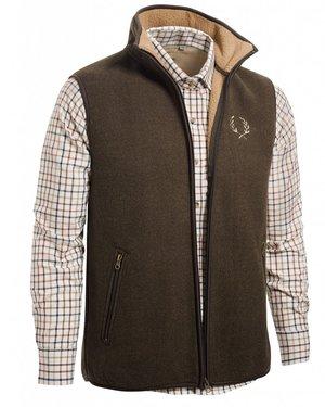 Chevalier MAINSTONE Gent waistcoat, brun