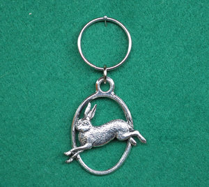 Nyckelring Hare