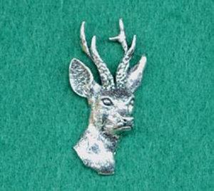 PIN Huvud Rådjur