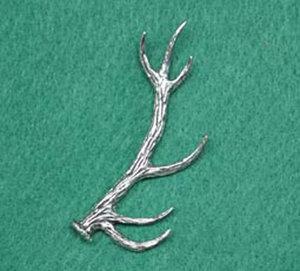 PIN Horn Kronhjort