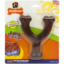 Nylabone Flexi Filet Mignon Wishbone / M