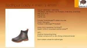 Gateway1 Jodphur Lady / Brun